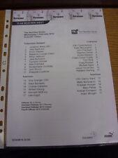 01/02/2012 Tottenham Hotspur Youth U19 v Liverpool Youth U19 [NextGen Series] (s