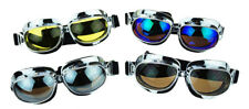New Supreme Aviator Pilot Goggles for Cruiser Chopper Motorcycle Eye Wear