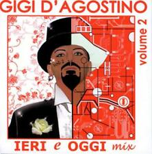 CD GIGI D'AGOSTINO DJ-Session impiantare E Oggi Mix 2