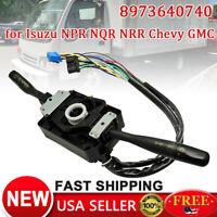Comb Switch turn Signal Wiper Light Control For Isuzu NPR NQR NRR NPR-HD 98-07