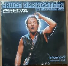 Bruce Springsteen - Live at Estadio River Plate - New & Sealed LP - MINT
