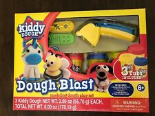 NEW Kiddy Dough Dough Blast 6+