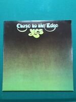 Yes Close To The Edge Vinyl LP Dated 1972