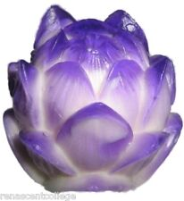 LOTUS FLOWER SOAP MOULD- Candles/Melts,crafts, Silicone New Hand Crafted Mold