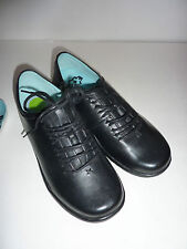 Aetrex adjustable insole for All-Day Comfort  Black 6 WIDE oxford shoes