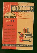 Automobile - Description Entretien Conduite Numero 11