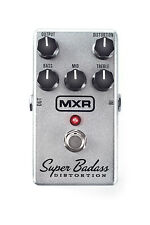 Used MXR M75 Super Badass Distortion Overdrive Guitar Effects Pedal!