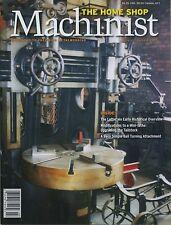 Home Shop Machinist Magazine Vol.32 No.4 July/August 2013