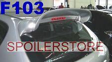 SPOILER ALETTONE  REGOLABILE 3 POSIZIONI PEUGEOT 206  GREZZO F103G-SS103-1