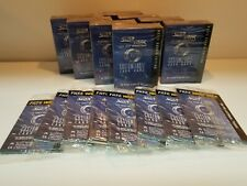 STAR TREK THE NEXT GENERATION CUSTOMIZABLE CARD GAME 8 CCG DECKS & 8 WARP PACKS