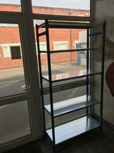 Shelving New & Used in stock Starter/Extension Bays New Prices
