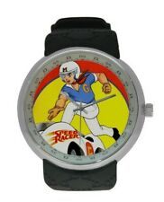 Speed Racer watch Vintage Cartoon for Racing and Car fans 1960's Style TV Show