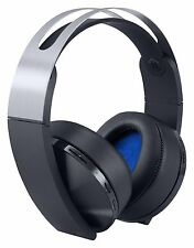 PlayStation 4 Platinum Wireless Headset NEW!