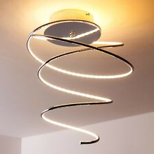Plafonnier Design LED Lustre Lampe suspension moderne Éclairage de salon 129185