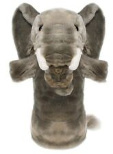Long Sleeved Glove Puppets - Elephant