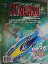 Stingray The Comic No 12 March 1993 With a Mighty Max Pullout