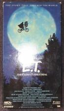 ET The Extra-Terrestrial - Dee Wallace, P. Coyote - Gently Used VHS Video - VGC