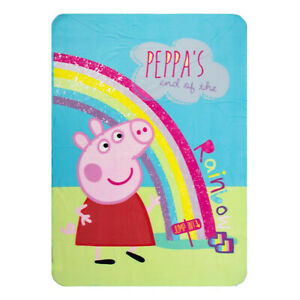 Peppa Pig Blanket New Official