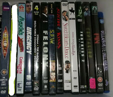 Blu-Rays DVDs 3D *Choose* Rare Cult Films OOP HTF 90s 2000s Movie Night at Home