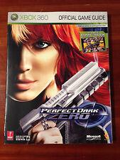 Perfect Dark Zero Prima Official Game Guide