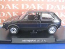 Die cast 1/24 Modellino Auto Volkswagen Golf GTi 1978
