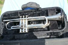 Yamaha silver trumpet 738 Pro horn Exceptional condition Band Director Approved