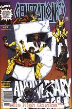 GENERATION X  (1994 Series)  (MARVEL) #57 NEWSSTAND Near Mint Comics Book