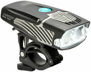 NiteRider Lumina Dual 1800 Headlight Handlebar Mount Included USB Rechargeable