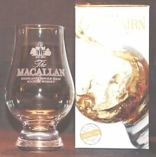 MACALLAN GLENCAIRN SCOTCH MALT WHISKY TASTING GLASS
