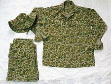 North Vietnamese Army (NVA) Camouflage Uniform Set, hat, shirt,pants