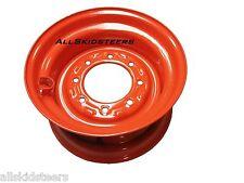 Bobcat Wheel 8.25x16.5 10 x 16.5 763 773 7753  Skid Steer rim tire Valve Stem