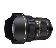 Nikon NIKKOR AF-S Weitwinkelobjektive mit Nikon F-Anschluss