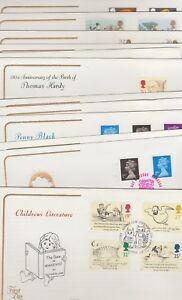** COTSWOLD FIRST DAY COVERS 1971 - 1992 MULTIPLE LISTING BUY 4 FOR FREE POST **