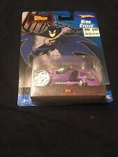 FACTORY SEALED NEW THE BATMAN HERO CYCLES JOKERCYCLE HOT WHEELS DC COMICS