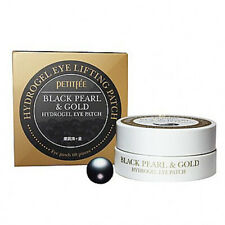 [Petitfee] Black Pearl & Gold Hydrogel Eye Patch 60 Sheets