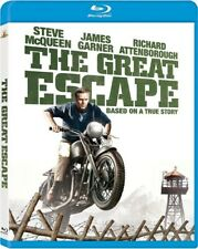 The Great Escape New Sealed Blu-ray Steve McQueen