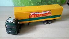 CORGI SUPERHAULERS C1231 VOLVO F10 BOX TRAILER - BILSPEDITION