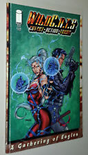 WILDCATS: GATHERING OF EAGLES  (1997 TPB TP GN ~ Chris Claremont & Jim Lee)