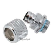 Fitting G1/4 External Thread for 9.5 X 12.7 mm PC Water Cooling System Tube Flat