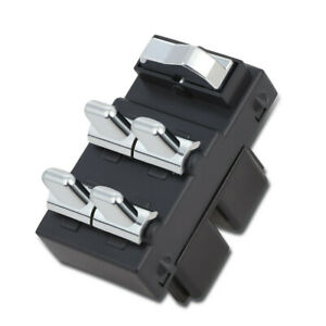 New Left Master Power Window Switch F8VZ-14529-AA For Lincoln Town Car 1998-02