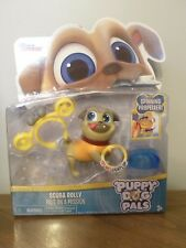 DISNEY JR. New  PUPPY DOG PALS SCUBA ROLLY - PALS ON A MISSION - FIGURE