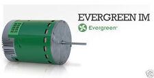 1 hp 1100-600 RPM ECM Direct Drive Furnace Motor 115/230V Evergreen Genteq