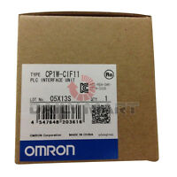 New OMRON CP1W-CIF11 PLC Expansion Module Option Board Automation and Safety