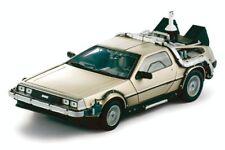 Retour vers le Futur DeLorean LK Coupé 1985 1/18 métal Back to the Future 27106