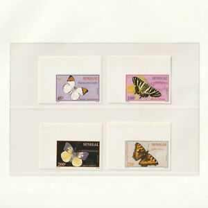 Senegal 1995 Butterflies MI# 1398/01 MNH