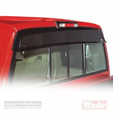 Rear Window Deflector-Wade Cab Guard AUTOZONE/WESTIN 72-38106