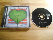 CD Rock Peter Hammill - X My Heart (9 Song) FIE RECORDS