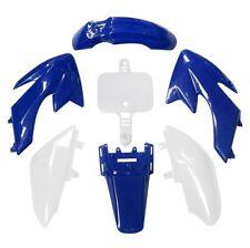 Blue Plastics For CRF50 Thumpstar Pitpro Atomik 50CC 70CC 90CC 110CC 125CC Dirt