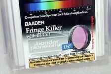 """Baader 1.25"""" Fringe killer telescope filter with IR cut. UK seller. UK stock"""