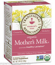 Traditional Medicinals, Organic Mother's Milk, Caffeine Free, Breastfeeding brea
